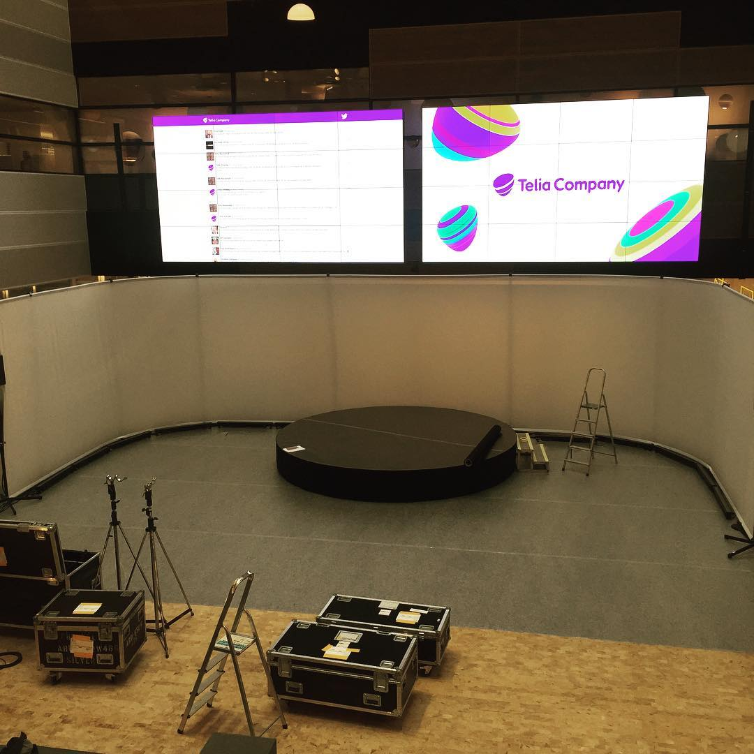 Work in progress... #teliatalks #telia @teliasverige