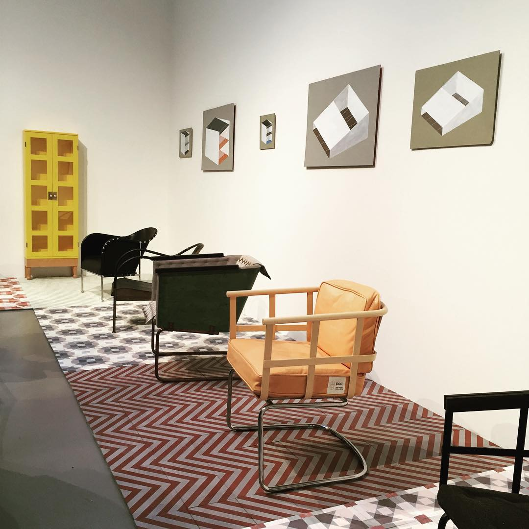 Man kan aldrig sluta imponeras av Mats Theselius känsla för form. #matstheselius #konstakademien